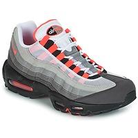 Skor Herr Sneakers Nike AIR MAX 95 OG Vit / Röd