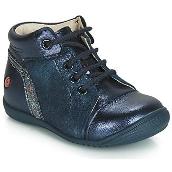 Skor Flickor Höga sneakers GBB ROSEMARIE Marin
