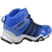 Skor Barn Höga sneakers adidas Originals Terrex AX2R Mid CP K Blå