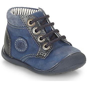Skor Pojk Boots Catimini RAYMOND Blå