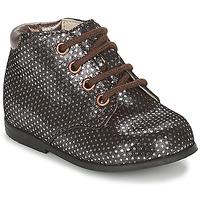 Skor Flickor Boots GBB TACOMA Mässingsfärg / Rosa