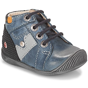 Skor Pojkar Boots GBB REGIS Marin
