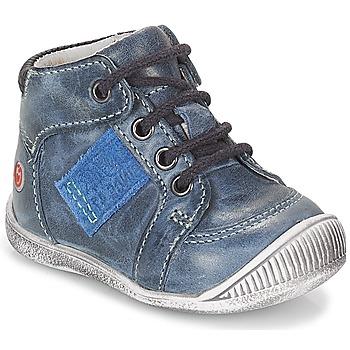 Skor Pojkar Höga sneakers GBB RACINE Marin