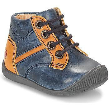 Skor Pojkar Höga sneakers GBB RATON Marin