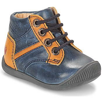 Skor Pojkar Boots GBB RATON Marin