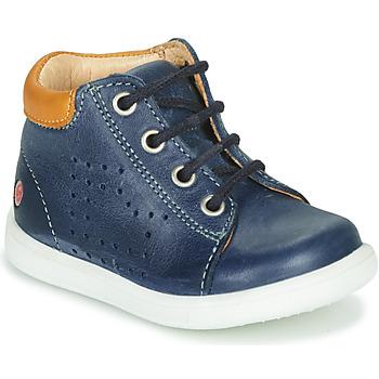 Skor Pojkar Höga sneakers GBB NERISSON Marin