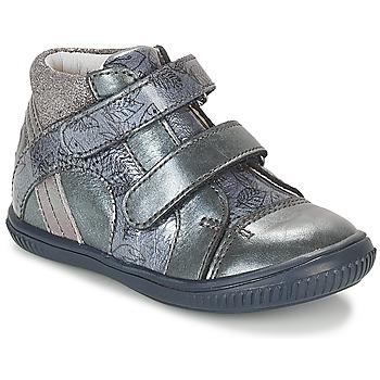 Skor Flickor Höga sneakers GBB ROXANE Blå / Grå