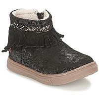 Skor Flickor Boots GBB NEFFLE Svart