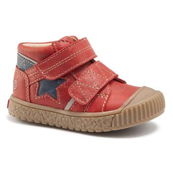 Skor Pojkar Höga sneakers GBB RADIS Tegel-marin