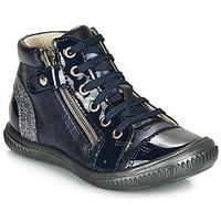 Skor Flickor Höga sneakers GBB RACHIDA Marin