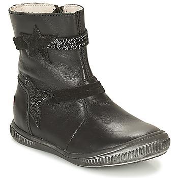 Skor Flickor Boots GBB NOTTE Svart