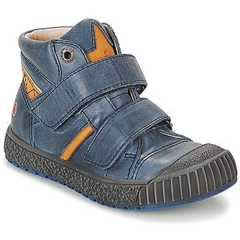 Skor Pojkar Höga sneakers GBB RAIFORT Blå