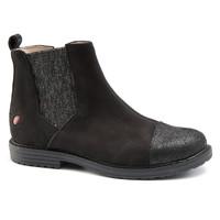 Skor Flickor Boots GBB LEONTINA Svart