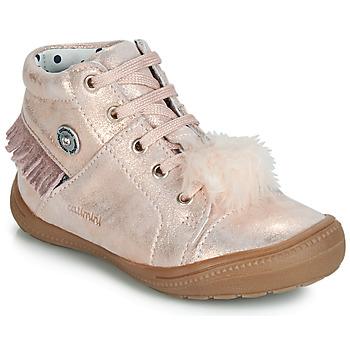 Skor Flick Höga sneakers Catimini ROSALIE Rosa