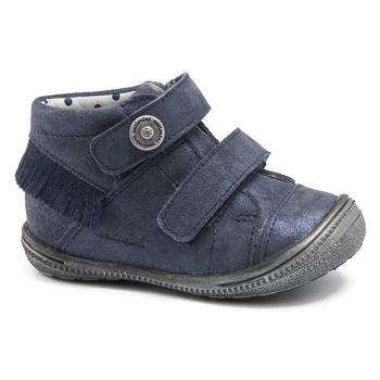 Skor Flickor Höga sneakers Catimini MAGENTA Marin