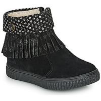 Skor Flickor Sneakers Catimini PERETTE Ctv / Svart