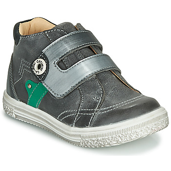 Skor Pojkar Höga sneakers Catimini BICHOU Grå