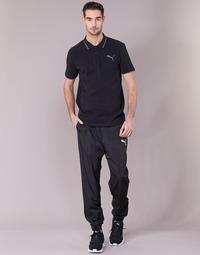 textil Herr Joggingbyxor Puma ACTIVE WOVEN PANT Svart