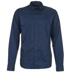 textil Herr Långärmade skjortor Les voiles de St Tropez ACOUPA Marin