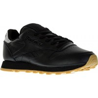 Skor Dam Sneakers Reebok Sport CLASSIC LEATHER DIAMOND NEGRO