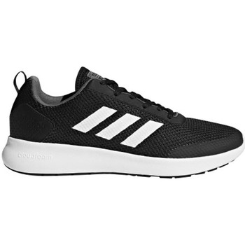 Skor Herr Sneakers adidas Originals Race Vit,Svarta