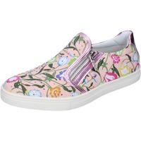 Skor Flickor Slip-on-skor Didiblu Sneakers AG479 Rosa