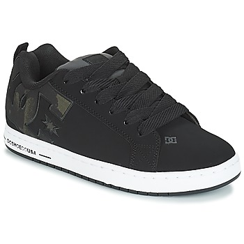 Skor Herr Skateskor DC Shoes CT GRAFFIK SE M SHOE BLO Svart