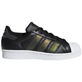 Skor Barn Sneakers adidas Originals Superstar Svarta