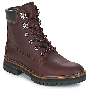 Skor Dam Boots Timberland London Square 6in Boot Bordeaux