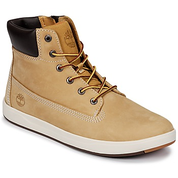 Skor Barn Boots Timberland Davis Square 6 Inch Boot Wheat