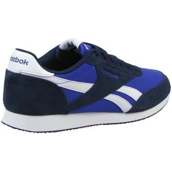 Skor Herr Sneakers Reebok Sport Royal CL Jogger 2 Svarta, Blå