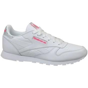 Skor Barn Sneakers Reebok Sport CL Leather Girl Squad Vit
