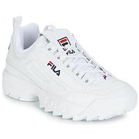 Skor Herr Sneakers Fila DISRUPTOR LOW Vit
