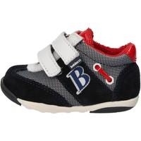 Skor Pojkar Sneakers Balducci AG929 Blå