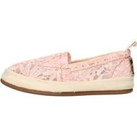 Skor Dam Slip-on-skor O-joo Sneakers AG958 Rosa