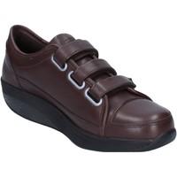 Skor Dam Sneakers Mbt Sneakers AC143 Brun