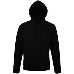 textil Sweatshirts Sols SNAKE UNISEX SPORT Negro