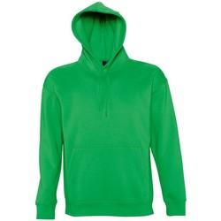 textil Sweatshirts Sols SLAM SPORT Verde