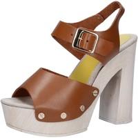 Skor Dam Sandaler Suky Brand AC482 Brun