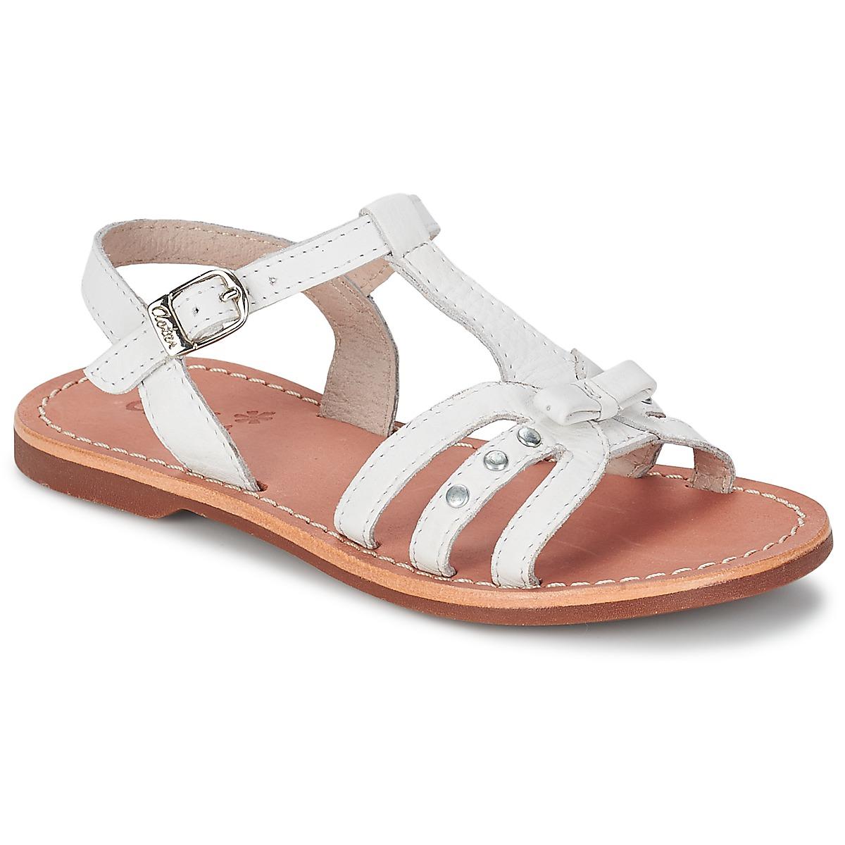 sandaler Aster VALENTINA Vit