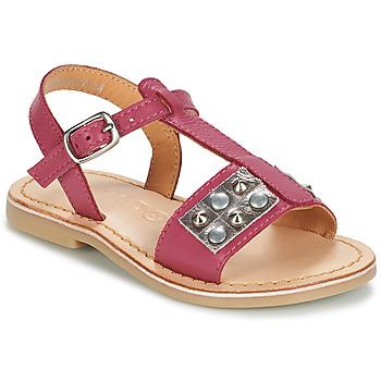 Skor Flick Sandaler Mod'8 ZAZIE Rosa