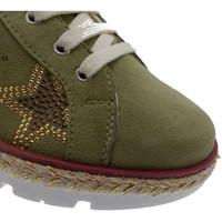 Skor Dam Sneakers Calzaturificio Loren LOC3786sa verde