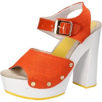 Skor Dam Sandaler Suky Brand AC802 Orange