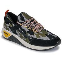 Skor Herr Sneakers Diesel S-KBY Kamouflage