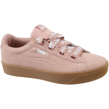 Skor Dam Sneakers Puma Vikky Platform Ribbon Bold 365314-02
