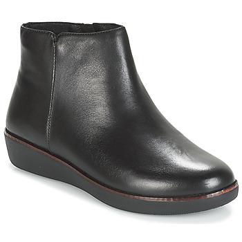 Skor Dam Boots FitFlop ZIGGY ZIP Svart