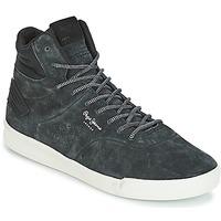 Skor Herr Höga sneakers Pepe jeans BTN 01 Marin