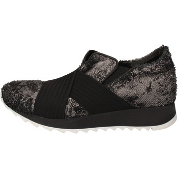 Skor Dam Sneakers Andia Fora AD326 Silver