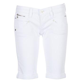 textil Dam Shorts / Bermudas Freeman T.Porter BELIXA Vit