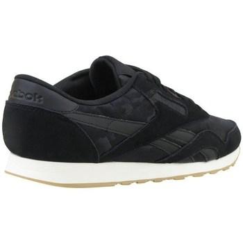 Skor Herr Sneakers Reebok Sport CL Nylon SG Svarta